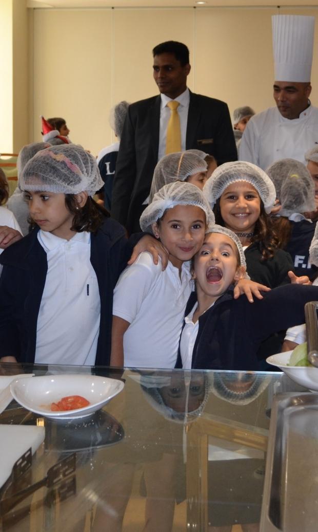 ميلينيوم بلازا دبي يطلق دورة تعليم الطبخ للطهاة الصغار