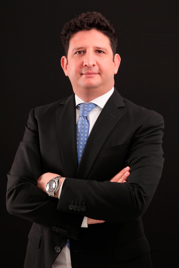 Samir Hamadeh, General Manager for Alpha Destination Management