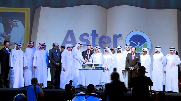 Aster 30 Event