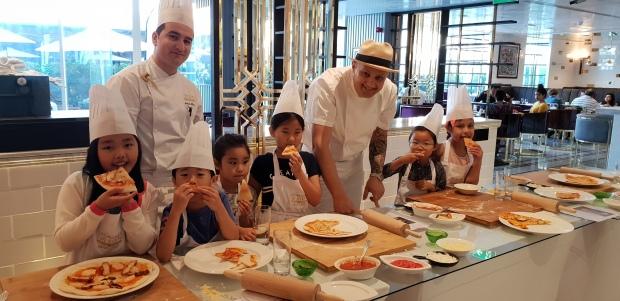 Café Society - Junior Chef event 1